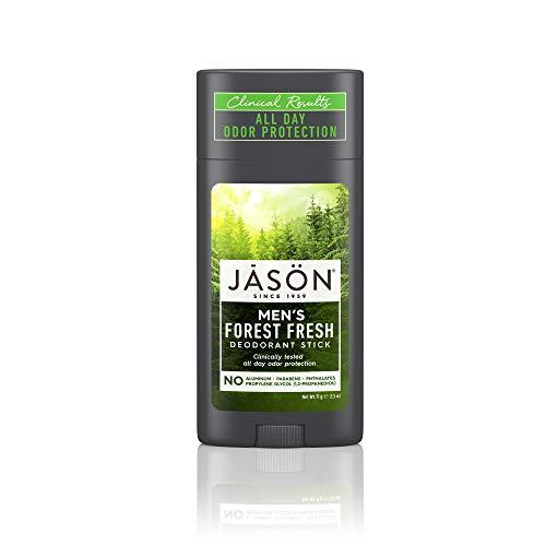 JASON Men's Forest Fresh Deodorant, 2.5 Ounce Stick