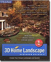 3D Home Landscape Design 5