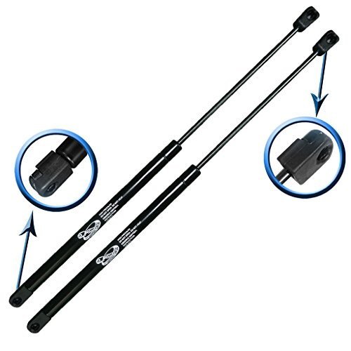 harged Lift Supports For 02-06 Chevy Trailblazer EXT, 02-06 GMC Envoy XL, 03-05 Isuzu Ascender Ltd. Long Wheel Base With 3rd Row Seats XL/EXT Models. LSC-0159-2 (Rear Gas Charged)