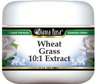 Wheat Grass Recovery Cream - Wheat Grass 10:1 Extract Cream (2 oz, ZIN: 524195) - 2 Pack