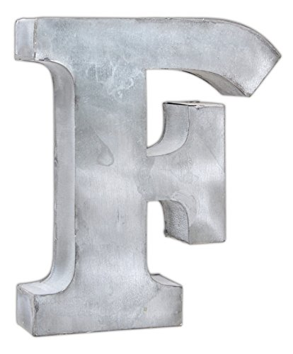 The Country House Collection Tin Letters (F)
