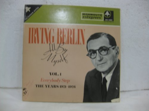 (Irving Berlin All By Myself Vol. 1 Everybody Step The Years 1921-1926 Vinyl )
