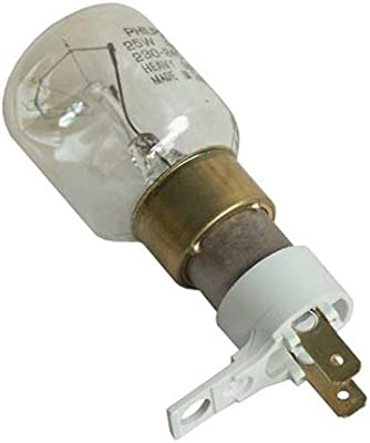 Fagor - Bombilla FMO 25 W 230 V - 75 x 1148: Amazon.es: Iluminación