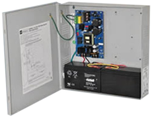 Altronix AL600ULX Power Supply/Charger with Single Output, 12/24 VDC, 6 Amps, Gray (Pack of 1)