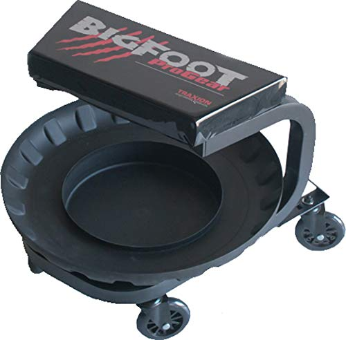 TraXion 2-710 BigFoot Rolling Gear Seat by Traxion