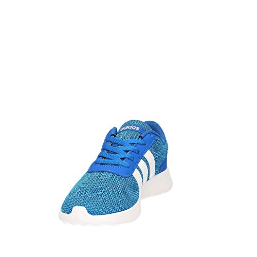 adidas Lite Racer K, Zapatillas Unisex Niños, Azul (Azul/Ftwbla/Azusol), 38 EU