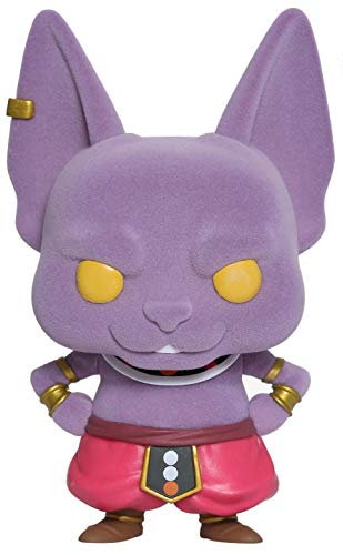 POP Funko Dragon Ball Super 811- Champa Flocked Special Edition
