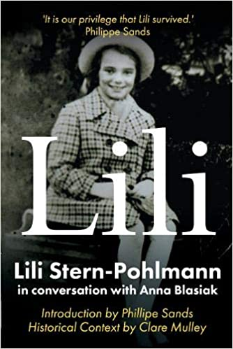 Lili: Lili Stern-Pohlmann in conversation with Anna Blasiak: Amazon.co.uk:  Blasiak, Anna: 9781910688601: Books