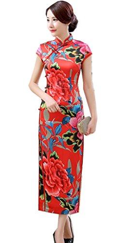 Chinese Long Dress - 9