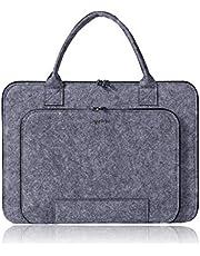 OrgaWise Funda Ordenador 15, 15.6 Pulgadas Laptop Sleeve para ASUS/Acer/DELL/HP/Lenovo/Toshiba, Bolsa de Accesorios Ultrabook