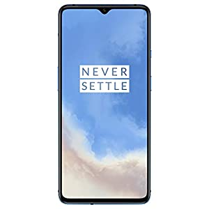 OnePlus 7T (Glacier Blue, 8GB RAM, 256GB Storage) I Extra 2000 off on Exchange