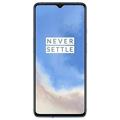 OnePlus 7T (Glacier Blue, 8GB RAM, Fluid