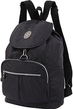 ZYSUN Women's Nylon Travel Backpack