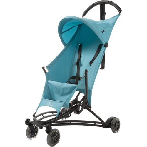 Quinny Yezz Stroller Frame WITH Seat Cover (Blue Loop)