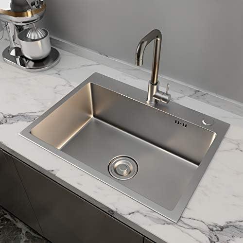 Bathenum Stainless Steel Kitchen Sink
