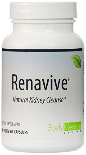Renavive Natural Therapy For Kidney Stones (3) Bottles 60 Cap in each Bottle