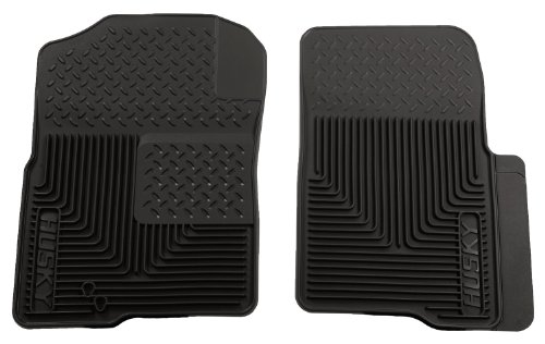 Husky Liners Front Floor Mats Fits 03-14 Expedition/Navigator, 04-10 F150