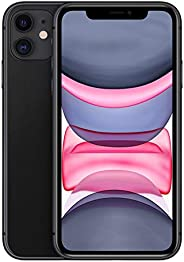 iPhone 11 64GB Preto iOS 4G Câmera 12MP - Apple