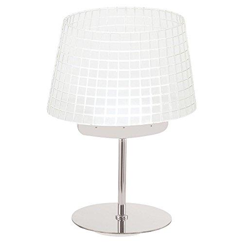 George Kovacs P1651-077-L Portables Table Lamp, 1-Light LED 6 Watts, Chrome