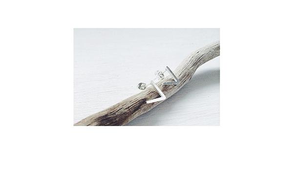 Tiny Minimal Earrings Unisex Studs Chevron Sterling Silver Stud Earrings Men Earrings Sterling Silver Jewelry  ER-S 05001