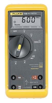 Fluke Corporation 73-3 Series III 600-Volt Digital Multimeter