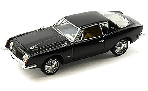 Signature Models 1963 Studebaker Avanti , Black 32301 - 1/32 Scale Diecast Model Toy Car ()
