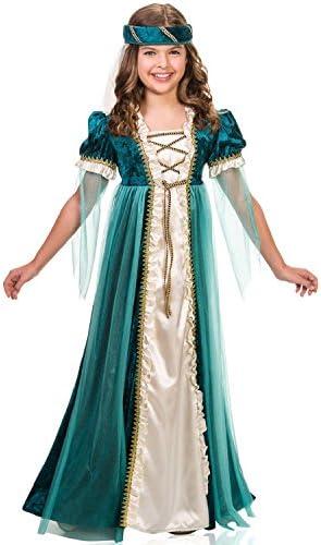 Goddessey Niñas Niño de Lady disfraz de Julieta: Amazon.es ...