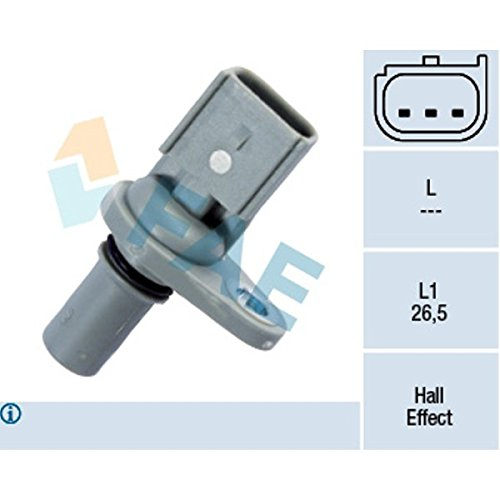 FAE 79247 Sensor, Posició n Á rbol de Levas Posición Árbol de Levas