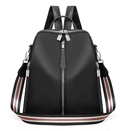 Backpack Bagpacks Vhvcx multifunzione Oxford a A Double Ragazze Zaini Vintage Bags Donne School Zip spalla gFwxFv