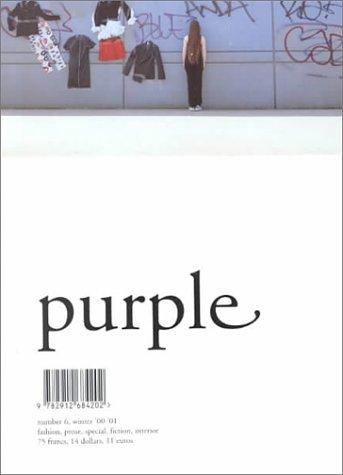 Purple  No 6 Winter 00 01