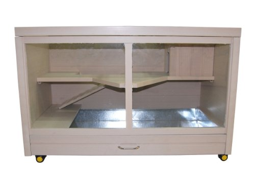 ecoFLEX Indoor Rabbit Hutch by New Age Pet