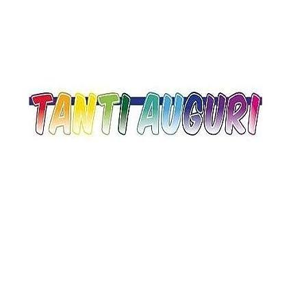 Givi Italia Disney Guirnalda Feliz Cumpleaños de Color ...