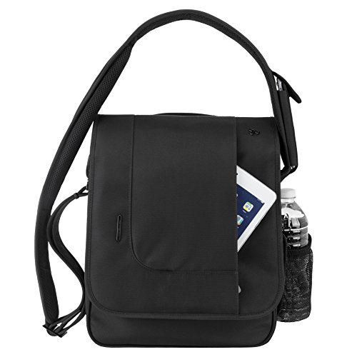 Urban Gear Messenger Bags - Travelon Anti-Theft Urban N/s Messenger Bag, Black