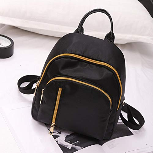 School Girl Oxford Satchel Bag Travel Women Student Backpack EUzeo Rucksack Cloth 1R5q48wqx