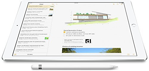 Apple Pencil for iPad Pro 9.7'', 10.5'' and 12.9'' with Precision Sensors, Bluetooth Connection, Rechargebale Battery, Highly Responsive, White by Apple (Image #4)'