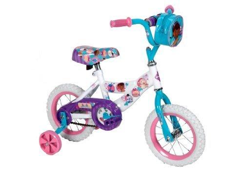 """Disney 12"""" Doc McStuffins Girls Bike"""