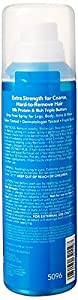Sally Hansen Extra Strength Spray On Shower Off Hair Remover, Pack Of 1