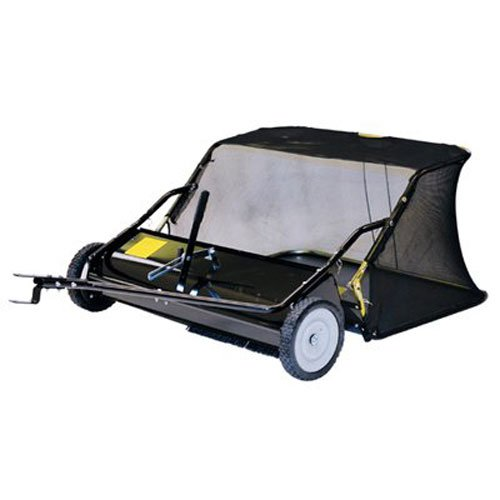 PRECISION PRODUCTS LSP38 15 Cu. ft. Tow Behind Lawn Sweeper, 38'' by Precision Products