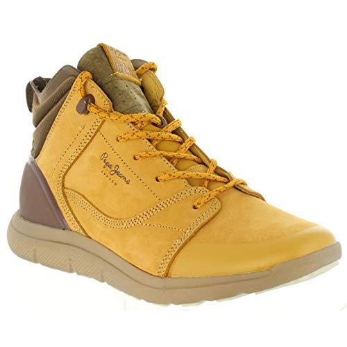 Marrone Pepe 097 Ochre Stivali Per Uomo Jeans Pms30476 Hike raYrq8W7
