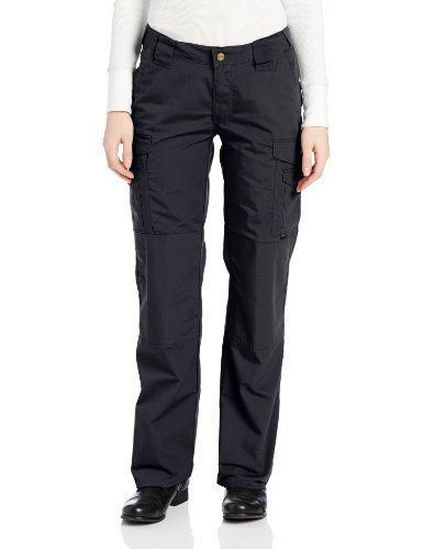 TRU-SPEC Women's Lightweight 24-7 Pant, Navy, 12 (Women Army Uniforms)