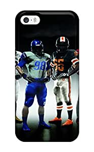 Fashionable Style Case Cover Skin For Iphone 5/5s- Gorgeous American Football Nfl