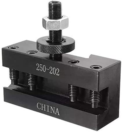 LIZANAN Drill 250-202 Turning and Facing Holder Quick Change Tool Boring CNC Tool Holder Metal Lathes Lathe