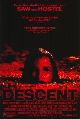 The Descent Announcement Movie D 11x17 Shauna Macdonald Natalie Jackson Mendoza Alex Reid Saskia Mulder