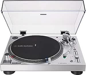 Audio-Technica AT-LP120XUSB-SV Direct Drive USB Turntable Interno ...