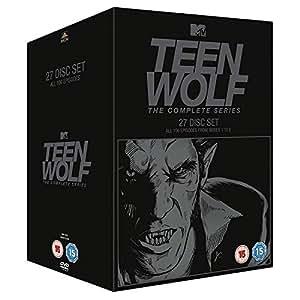 Teen Wolf Season 1 720p : Free Download, Borrow, and ...