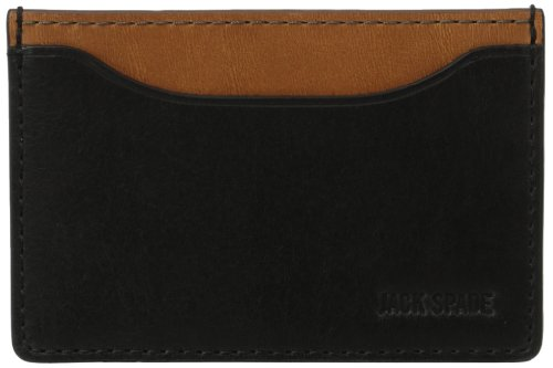 Jack Spade Mitchell Leather Credit Card Holder Cell Phone...