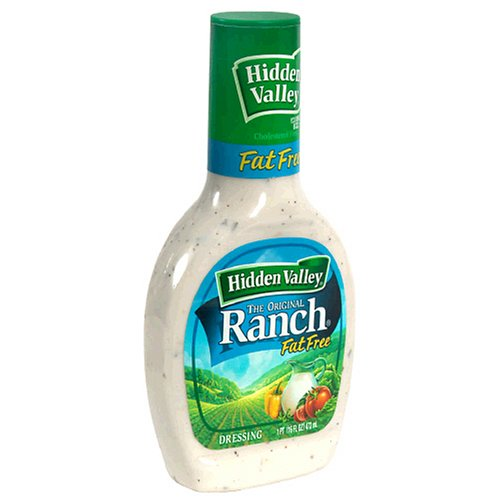 (Hidden Valley Ranch Dressing, Fat-Free Original, 16 oz)