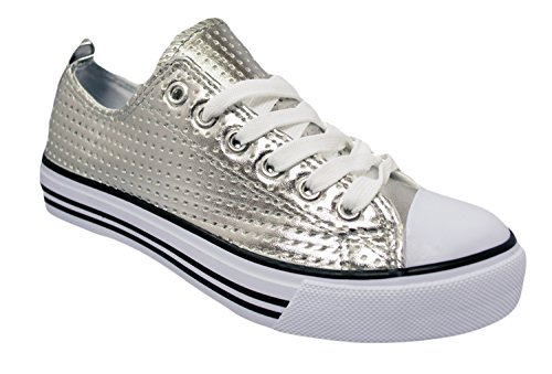 Womens Casual Canvas Fashion Sneakers