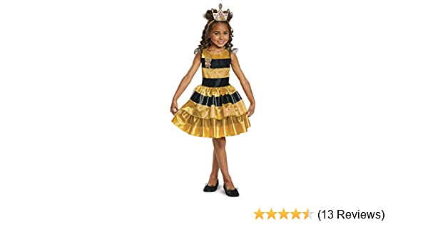 582eba7ce525f LOL Dolls Classic Queen Bee Costume for Toddlers