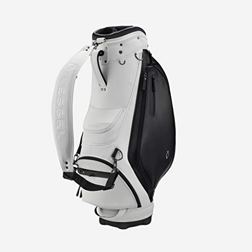 Vessel Bags Prodigy Staff Bag Black/White